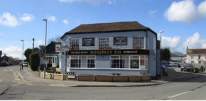 Woolpack Inn - Redevelopment of Site Planning Application